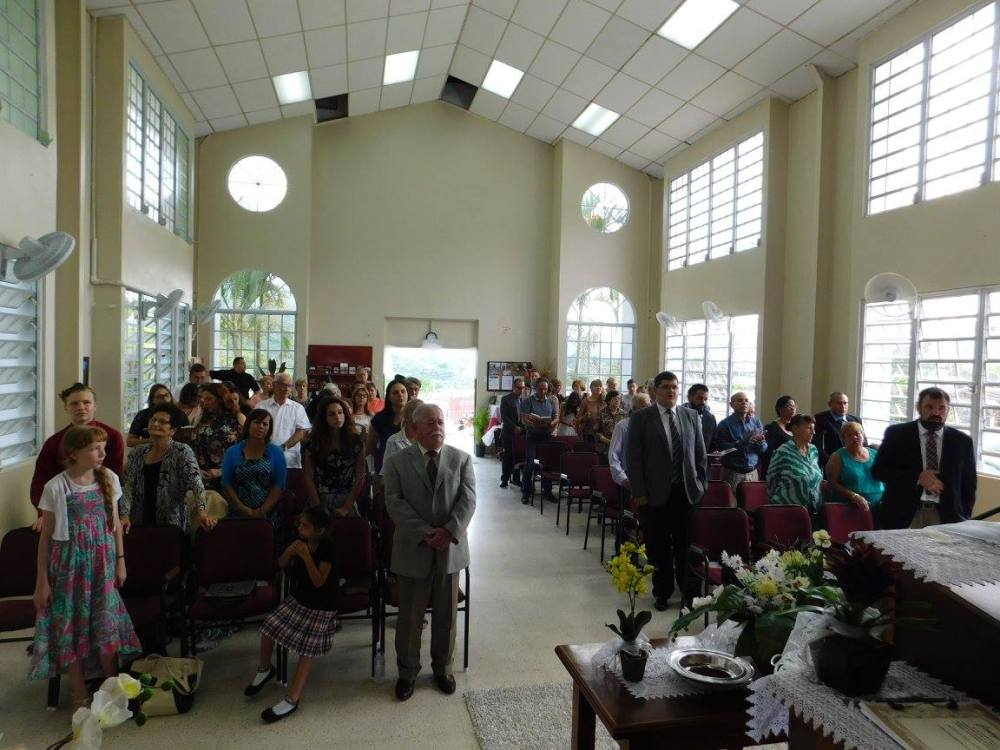 congregation Quito ordenation