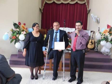 Quito ordenation